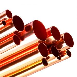 Hard Drawn Copper Tubes, Pipes for Air-Conditioning System