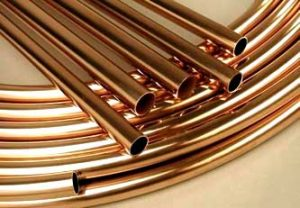 Soft Drawn Copper Tubes, Pipes for VRF, Air-Conditioner, Refrigeration