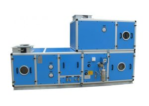 DX based air handling unit for air-conditioning