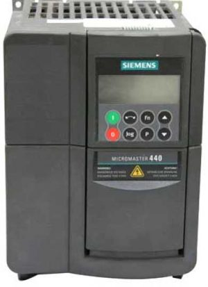 Industrial, heavy duty variable frequency drive for HVAC, power plants etc.