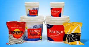 High quality, performance synthetic or water based adhesive, glue